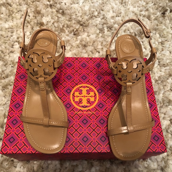 f8500a1b7fad Tory Burch Miller Wedges